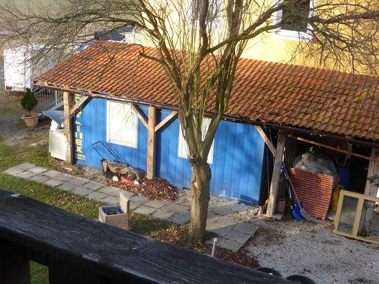Engerwitzdorf, Autriche : Baucontainer