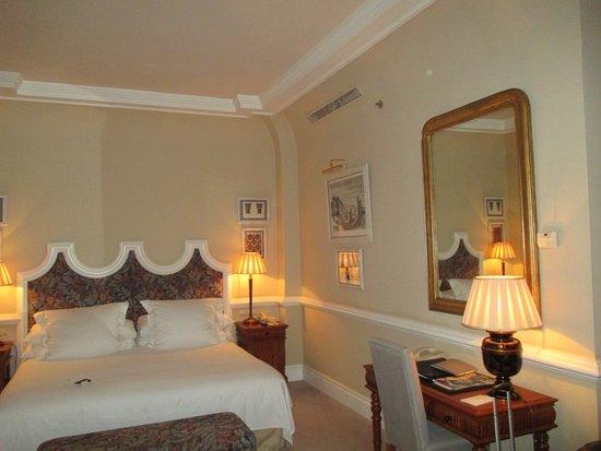 Villa Padierna Palace Hotel : Estuve con el Torneo de Golf de Lions Club International