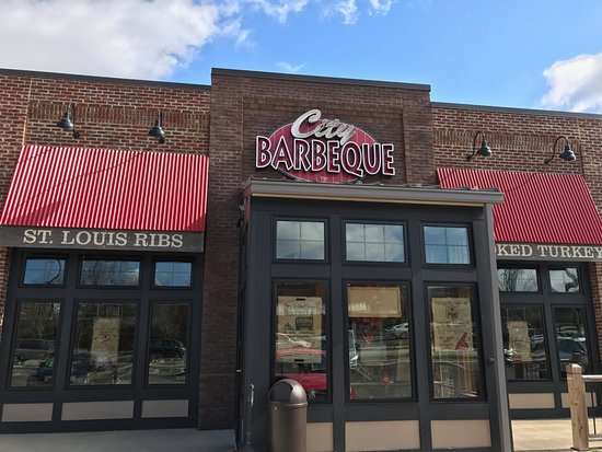 City Barbeque: City BBQ Store-Front