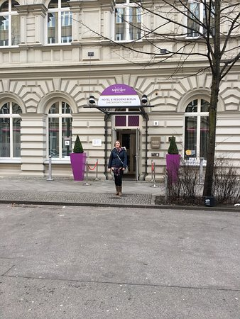 Mercure Hotel & Residenz Berlin Checkpoint Charlie: photo4.jpg
