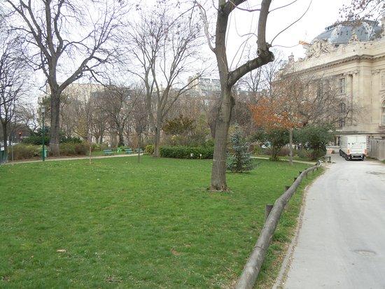 jardin de la nouvelle france alle du jardin - Allee De Jardin