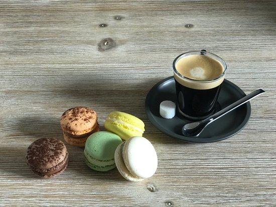 Figari, Prancis: Nos macarons sont de retour et en pleine forme !