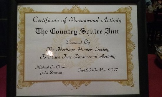 Warsaw, NC: Certified to be haunted!