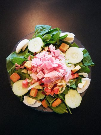 Graham, Caroline du Nord : Chef Salad