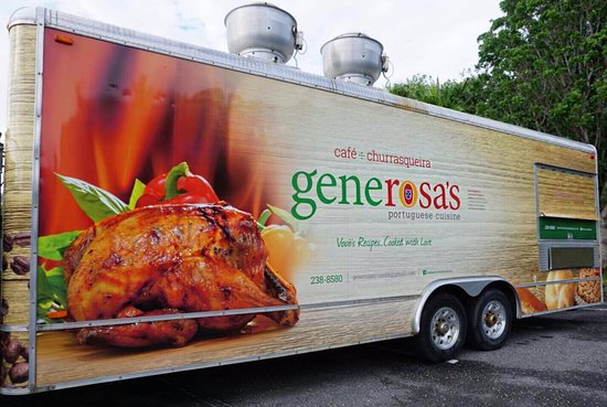 Our Food Truck Highlights What Makes Generosas Unique We Have A