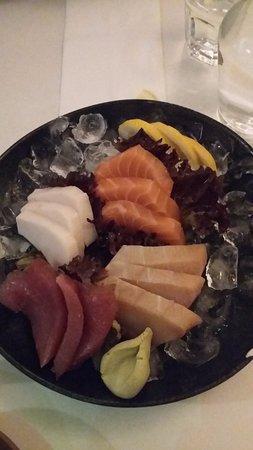 Bento Boss: sashimi