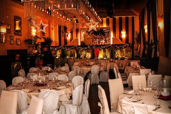 Cena Di Natale Foto.Cena Di Natale Picture Of Cost Lounge Bar Restaurant