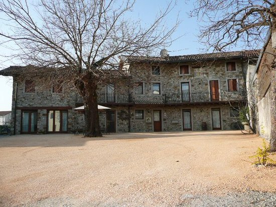 Povoletto, Italia: L'agriturismo