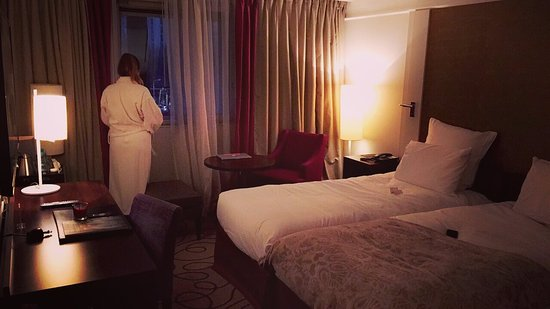 Pullman Montpellier Centre: cosy cosy