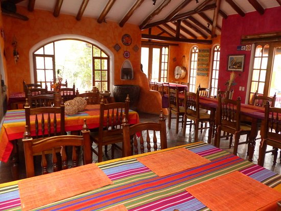 La Casa Sol Otavalo: A feast for the eyes