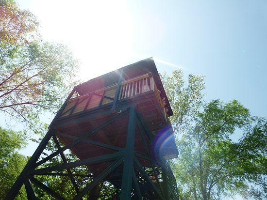 Ashland, NE: Observation Tower
