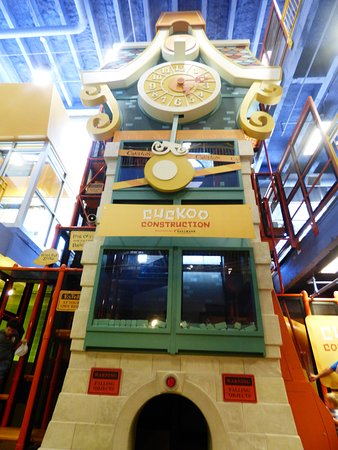 Lincoln Children's Museum: Cuckoo Tower