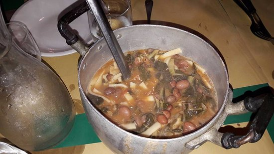 La Cantina di Porta Romana: la zupp