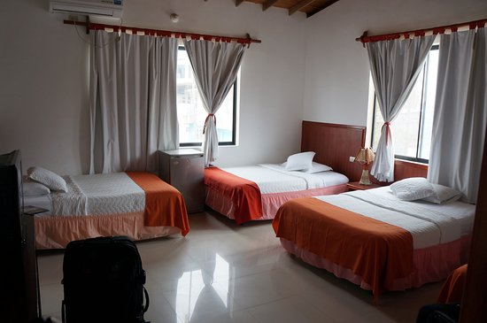 La Gran Tortuga: deeltje van de ruime kamer voor 8!!!