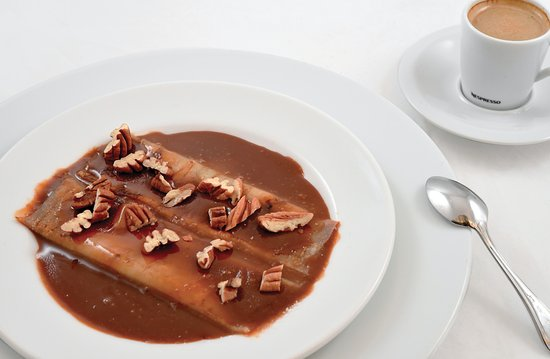 Crepas de cajeta Loma Linda - Picture of Restaurante Loma Linda ...