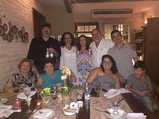 Photo of Mediterranean Restaurant Amici Ristorante at Rus Olavo Bilac, 1280, Ribeirao Preto 14025-400, Brazil