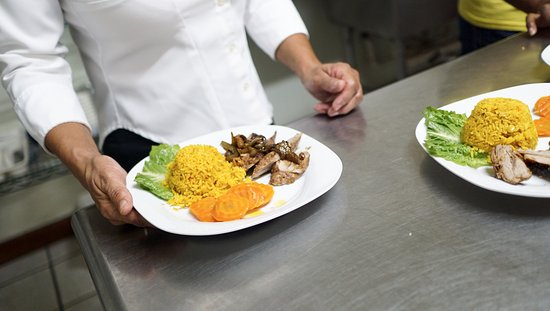 Turneffe Island, Belice: Dining