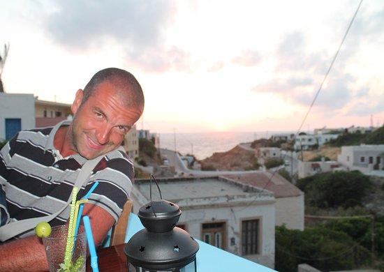 Arkassa, اليونان: In attesa del tramonto...