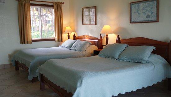 Turneffe Island, Belize: Guest Room