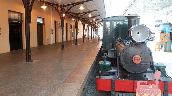 The Railway Museum: Trem