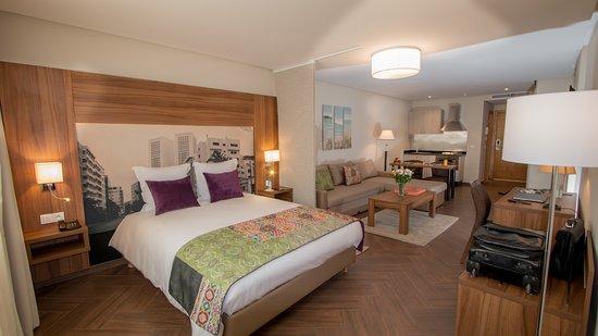 Melliber appart hotel casablanca marokko hotel for Appart hotel 45