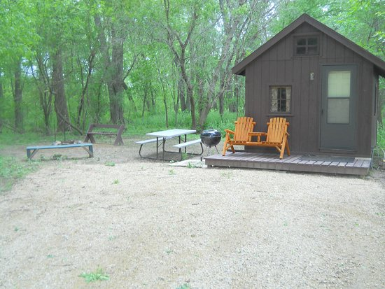 Sauk City, Ουισκόνσιν: #bluffviewcabinrentals