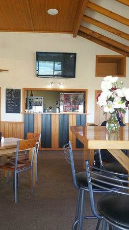 Fortrose, New Zealand: interno