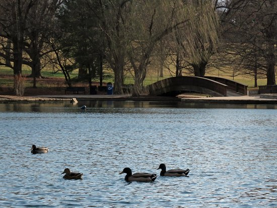 Loose Park : Jacob L Loose Memorial Park