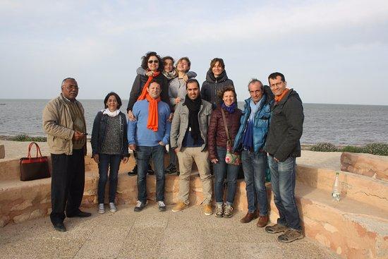 Autre Tunisie Day Tours : Un groupe enchanté