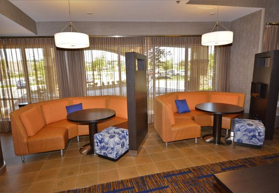 Arden, NC: Media Pods at our Asheville, NC airport hotel