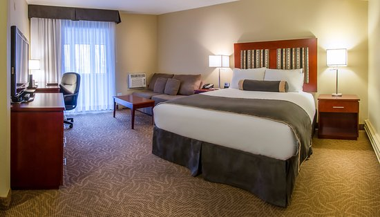 كوست بينتيكتون هوتل: Premium Room - 2 Queens & Pullout