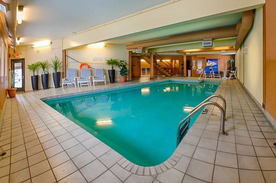Coast Penticton Hotel: Indoor Pool