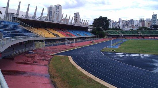 Estádio Ícaro de Castro Melo