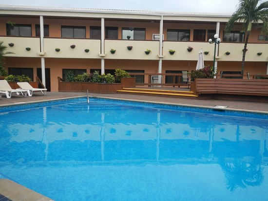 BEST WESTERN Belize Biltmore Plaza Hotel Resmi