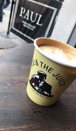 Photo of Cafe Joe And The Juice at 281 Regent Street, London W1B 2HE, United Kingdom