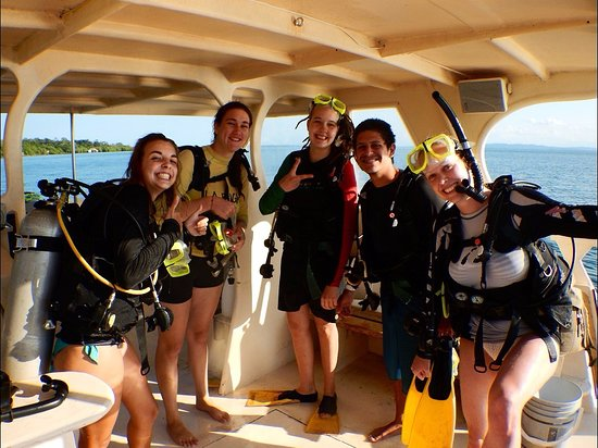 La Buga Dive Center & Surf School : My lovely Open Water Team
