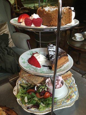 Afternoon Tea Picture Of Biddy S Tea Room Aylsham Tripadvisor