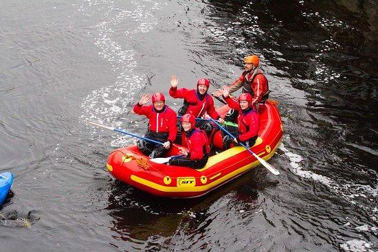 Llangollen, UK: River Active