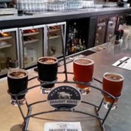 Draught House and Mary's Bistro: Largest Craft Beer Selection in Northern Michigan