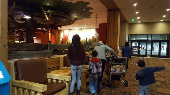 Lobby Great Wolf Lodge Southern California Garden Grove