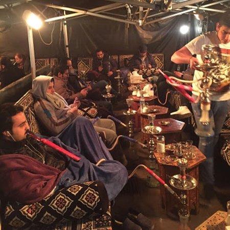 Our Shisha Experience