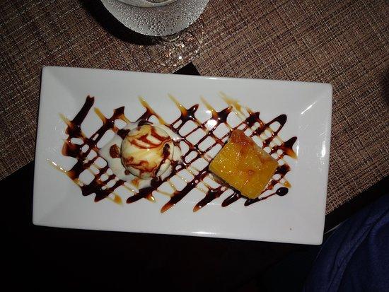 Copa de Arbol Beach and Rainforest Resort: Desserts were a work of art too