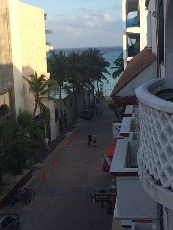 Maya Del Mar: vue sympa bien placé