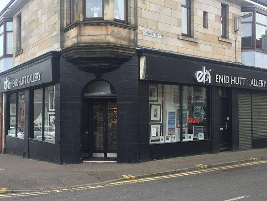 Enid Hutt Gallery