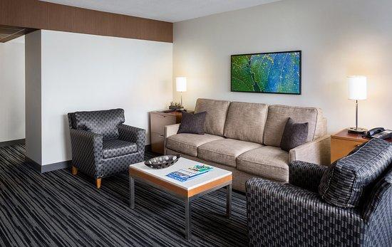 Hyatt Regency Vancouver : Junior Suite