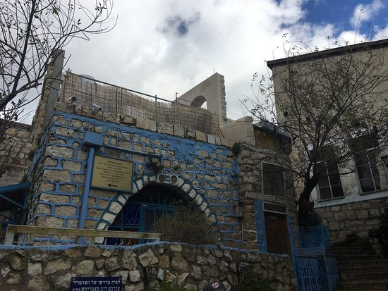 Old City Safed
