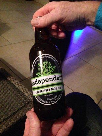 Hodson Bay Hotel: craft beer