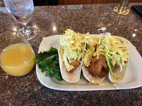 Huntsville, UT: Fish tacos