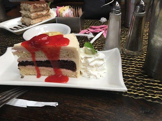 วีฟเวอร์วิลล์, นอร์ทแคโรไลนา: Dessert
