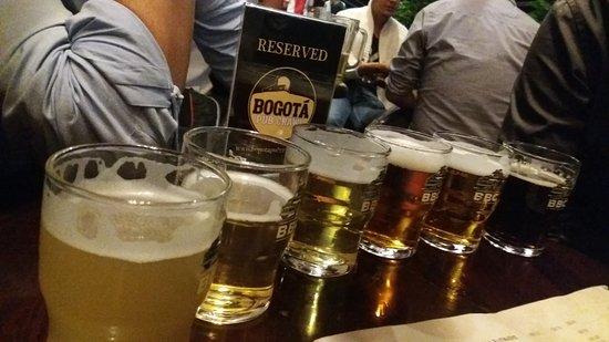 Bogota Pub Crawl
